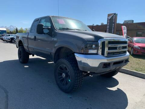 2002 Ford F-250 Super Duty for sale at Freedom Auto Sales in Anchorage AK