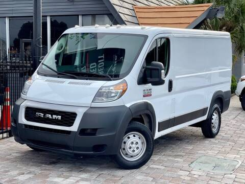 2019 RAM ProMaster Cargo for sale at Unique Motors of Tampa in Tampa FL
