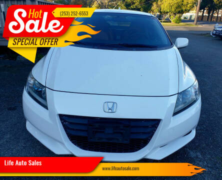 2011 Honda CR-Z for sale at Life Auto Sales in Tacoma WA