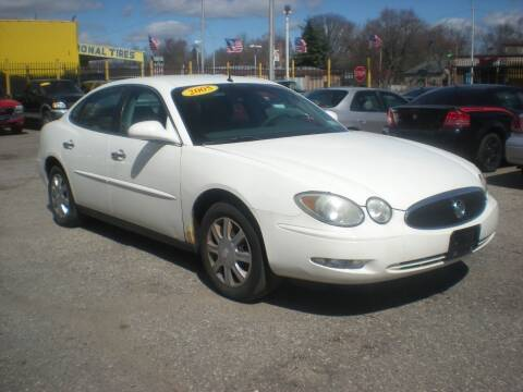 2005 Buick LaCrosse for sale at Automotive Center in Detroit MI