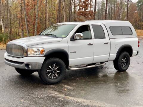 2008 Dodge Ram Pickup 1500 for sale at XCELERATION AUTO SALES in Chester VA