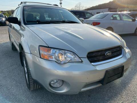 2007 Subaru Outback for sale at Ron Motor Inc. in Wantage NJ