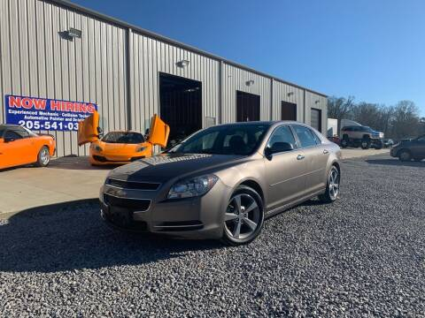 2012 Chevrolet Malibu for sale at Anaheim Auto Auction in Irondale AL