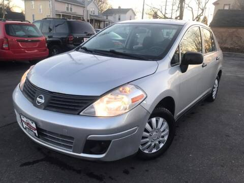 2011 Nissan Versa for sale at Your Car Source in Kenosha WI