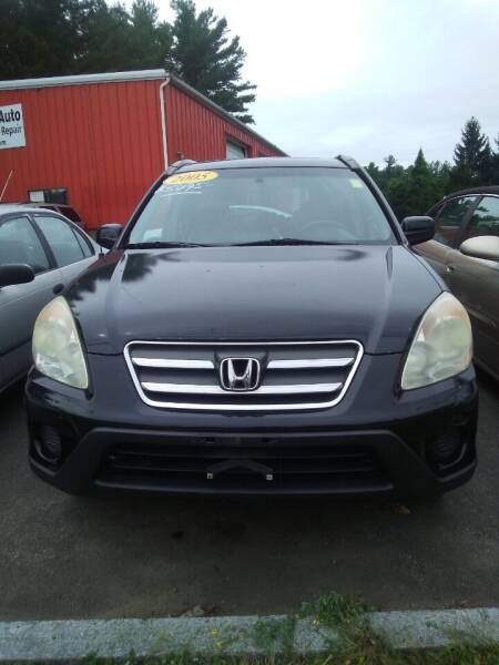 2005 Honda CR-V for sale at ATI Automotive & Used Cars Inc. in Plaistow NH