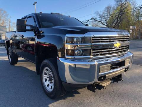 2016 Chevrolet Silverado 2500HD for sale at Dracut's Car Connection in Methuen MA
