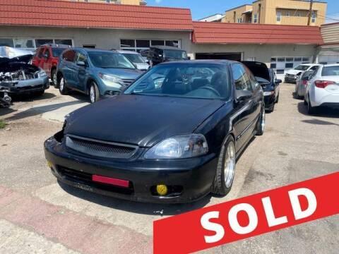 1998 Honda Civic for sale at ELITE MOTOR CARS OF MIAMI in Miami FL