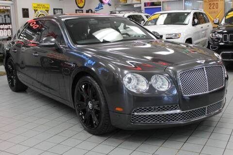 2014 Bentley Flying Spur for sale at Windy City Motors in Chicago IL