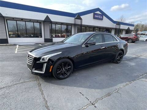 2017 Cadillac CTS for sale at Impex Auto Sales in Greensboro NC