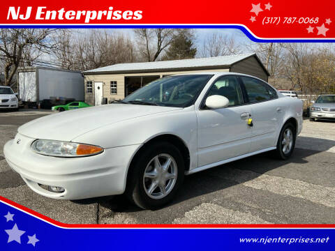 2001 Oldsmobile Alero for sale at NJ Enterprises in Indianapolis IN