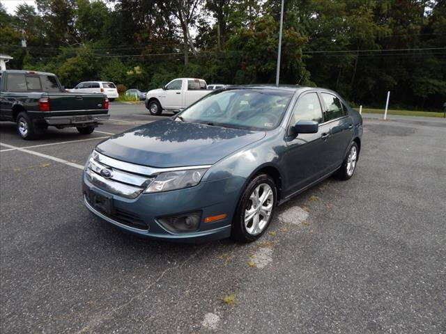 2012 Ford Fusion for sale at Elite Motors INC in Joppa MD