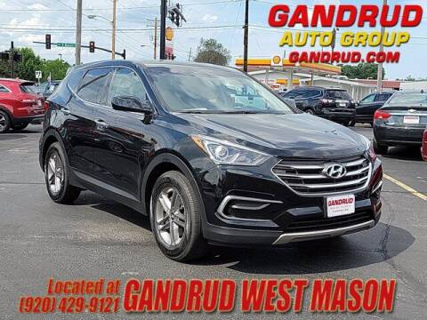 2017 Hyundai Santa Fe Sport for sale at GANDRUD CHEVROLET in Green Bay WI