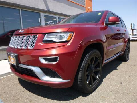 2015 Jeep Grand Cherokee for sale at Torgerson Auto Center in Bismarck ND