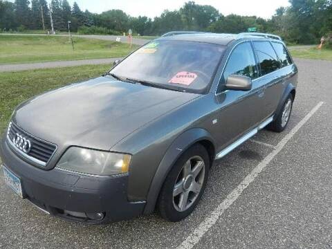 2005 Audi Allroad for sale at Dales Auto Sales in Hutchinson MN