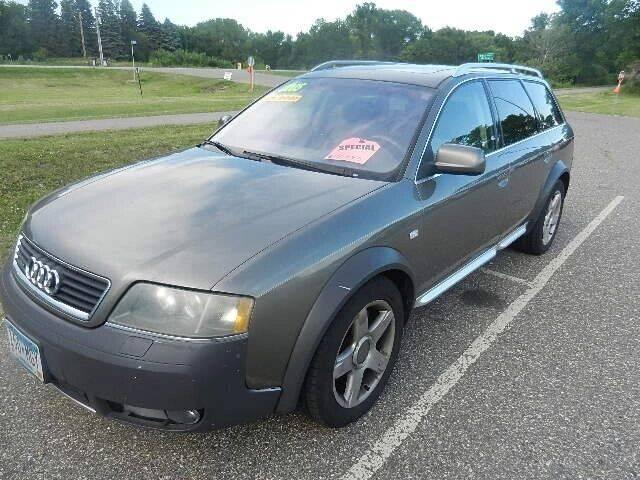 2005 Audi Allroad for sale at Dales Auto Sales in Hutchinson MN