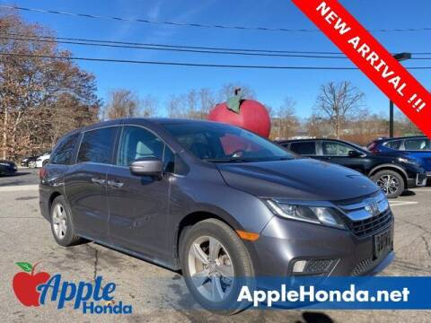 2018 Honda Odyssey for sale at APPLE HONDA in Riverhead NY