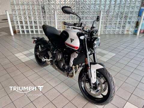 2022 Triumph Trident for sale at TRIUMPH CINCINNATI in Cincinnati OH