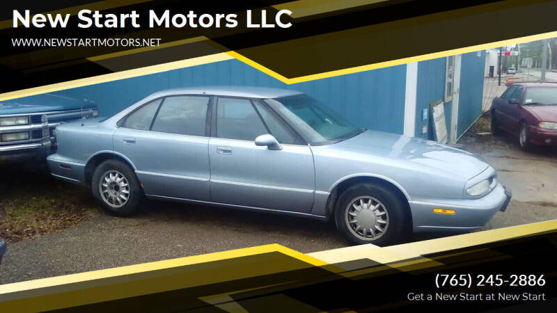 1996 Oldsmobile Eighty-Eight for sale at New Start Motors LLC in Montezuma IN