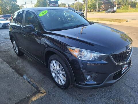 2013 Mazda CX-5 for sale at TOP YIN MOTORS in Mount Prospect IL