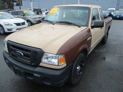 2009 Ford Ranger for sale at GMA Of Everett in Everett WA