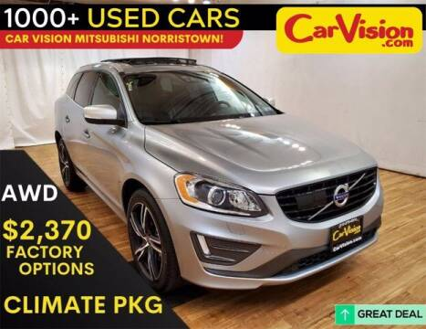 2017 Volvo XC60 for sale at Car Vision Buying Center in Norristown PA