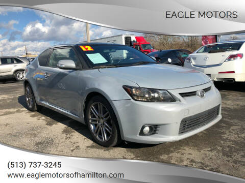 2012 Scion tC for sale at Eagle Motors in Hamilton OH