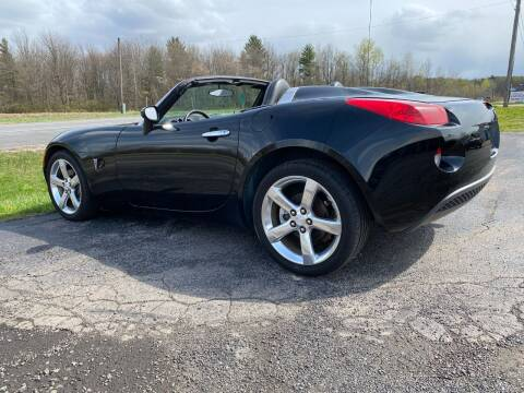 2006 Pontiac Solstice for sale at AB Classics in Malone NY