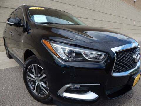 2016 Infiniti QX60 for sale at Altitude Auto Sales in Denver CO
