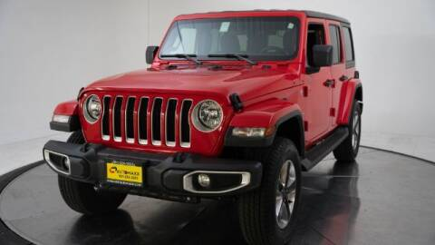 2019 Jeep Wrangler Unlimited for sale at AUTOMAXX MAIN in Orem UT