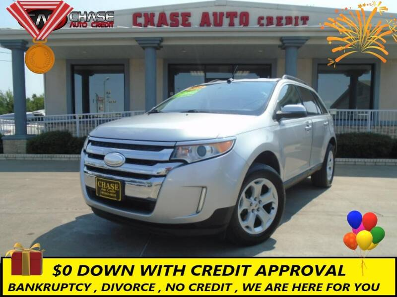 2012 Ford Edge for sale at Chase Auto Credit in Oklahoma City OK