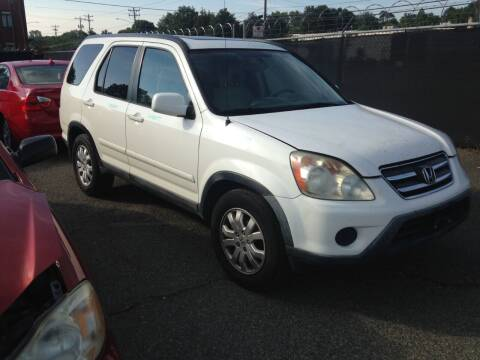 2005 Honda CR-V for sale at ASAP Car Parts in Charlotte NC
