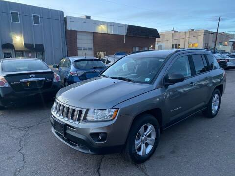 2013 Jeep Compass for sale at STATEWIDE AUTOMOTIVE LLC in Englewood CO