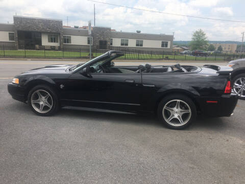 1999 Ford Mustang for sale at K B Motors in Clearfield PA