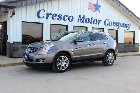 2011 Cadillac SRX for sale at Cresco Motor Company in Cresco IA