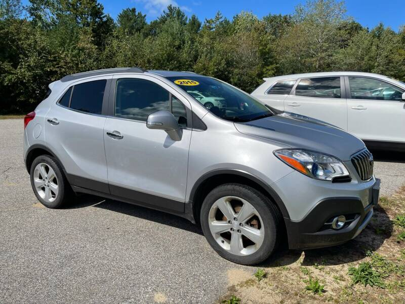 2015 Buick Encore for sale at Downeast Auto Inc in Waterboro ME