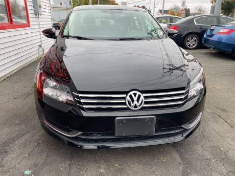 2012 Volkswagen Passat for sale at Better Auto in South Darthmouth MA