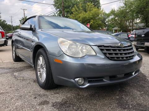 2008 Chrysler Sebring for sale at King Louis Auto Sales in Louisville KY