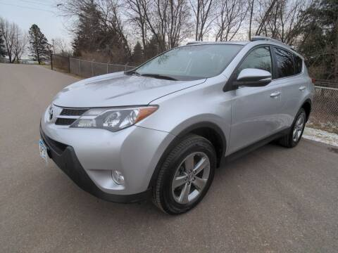 2015 Toyota RAV4 for sale at Ace Auto in Jordan MN