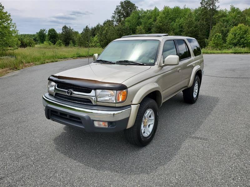 2001 Toyota 4Runner for sale in Fredericksburg, VA