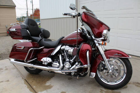 2017 Harley-Davidson FLHTKL for sale at J.K. Thomas Motor Cars in Spokane Valley WA