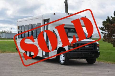 2014 Ford E-450 for sale at Signature Truck Center - Buses in Crystal Lake IL