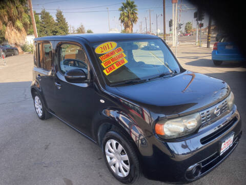 2011 Nissan cube for sale at Honest Auto Sales in Tracy CA