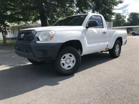 2012 Toyota Tacoma for sale at Callahan Motor Co. in Benton AR