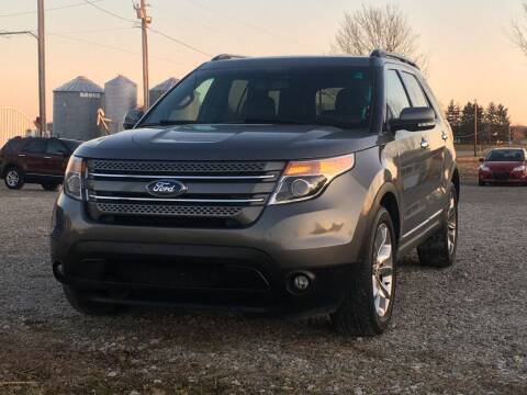 2014 Ford Explorer for sale at Carlisle Cars in Chillicothe OH