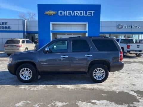 2011 Chevrolet Tahoe for sale at Finley Motors in Finley ND