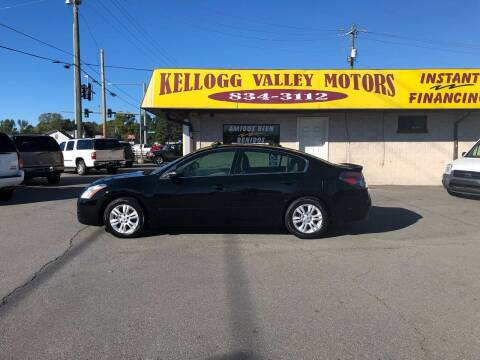 2011 Nissan Altima for sale at Kellogg Valley Motors in Gravel Ridge AR