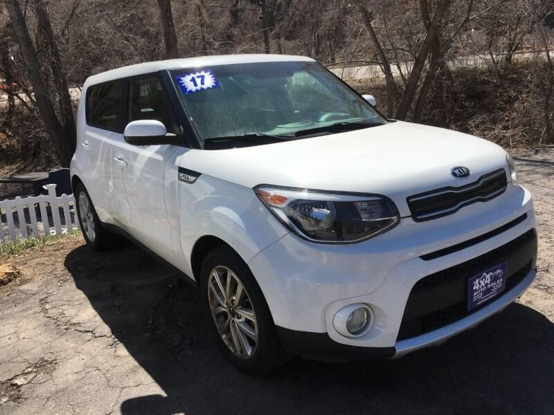 2017 Kia Soul for sale at 4X4 Auto in Cortez CO