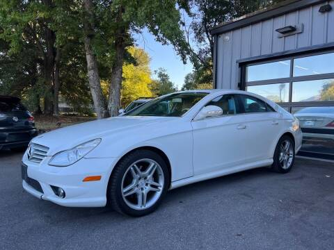 2007 Mercedes-Benz CLS for sale at Luxury Auto Company in Cornelius NC