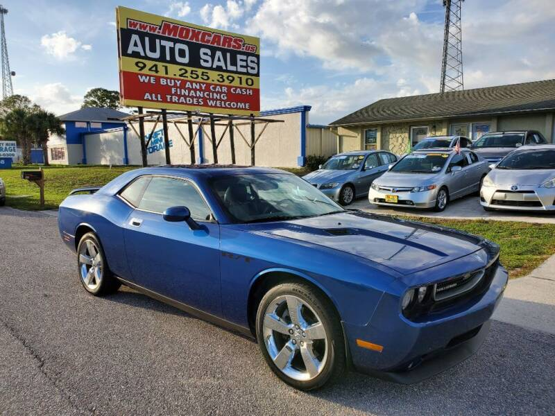 2010 Dodge Challenger for sale at Mox Motors in Port Charlotte FL