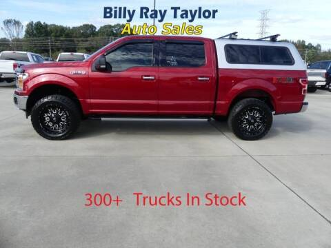 2020 Ford F-150 for sale at Billy Ray Taylor Auto Sales in Cullman AL